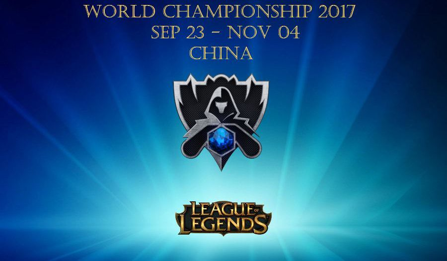 lol worlds poster